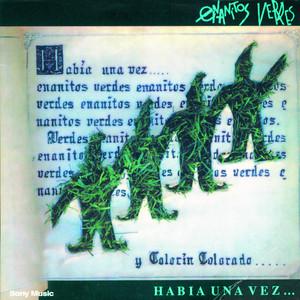 Habia Una Vez Albumcover