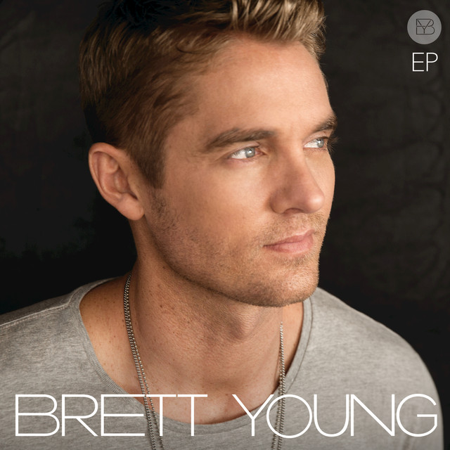 Album cover for Brett Young EP by Brett Young