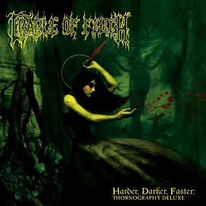 Cradle Of Filth, Temptation på Spotify