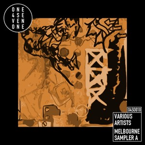 Melbourne Sampler A Albumcover