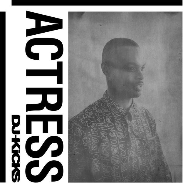 DJ-Kicks (Actress) [Mixed Tracks]