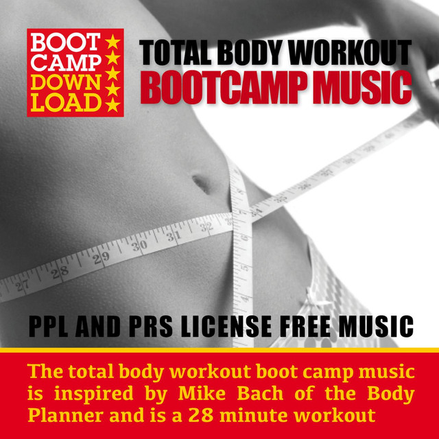 Hiit Circuit Training: Total Body Workout Bootcamp Music (Ppl & Prs