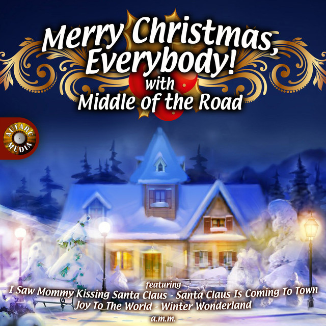 merry christmas everybody by middle of the road on spotify