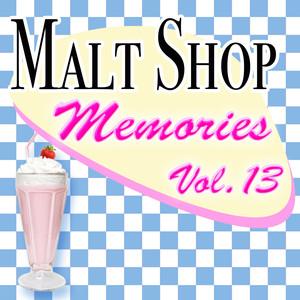 Malt Shop Memories Vol.13 Albumcover
