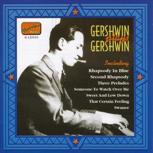 GERSHWIN, George: Gershwin Plays Gershwin (1919-1931) album