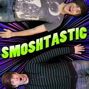 Smoshtastic Albumcover