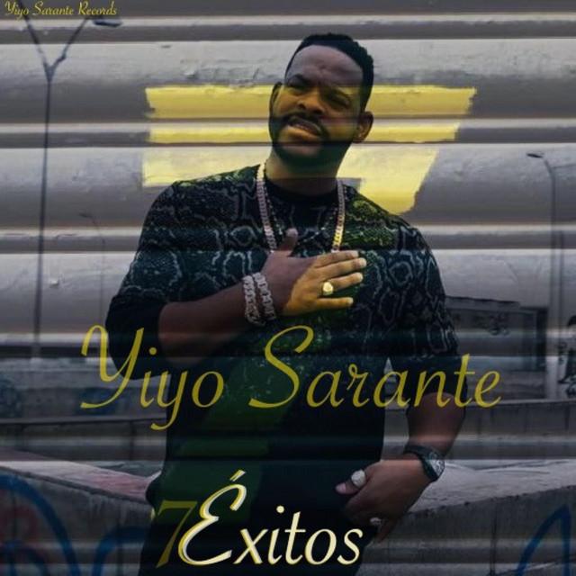 Album cover for 7 Exitos by Yiyo Sarante