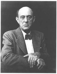 Picture of Arnold Schönberg