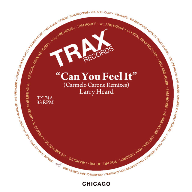 Can You Feel It (Carmelo Carone Remixes)