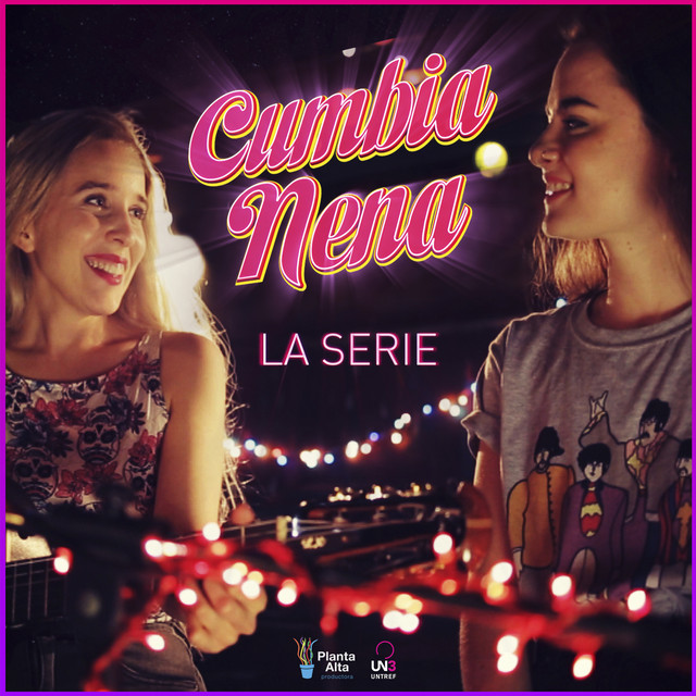 Album cover for La Serie by Cumbia Nena