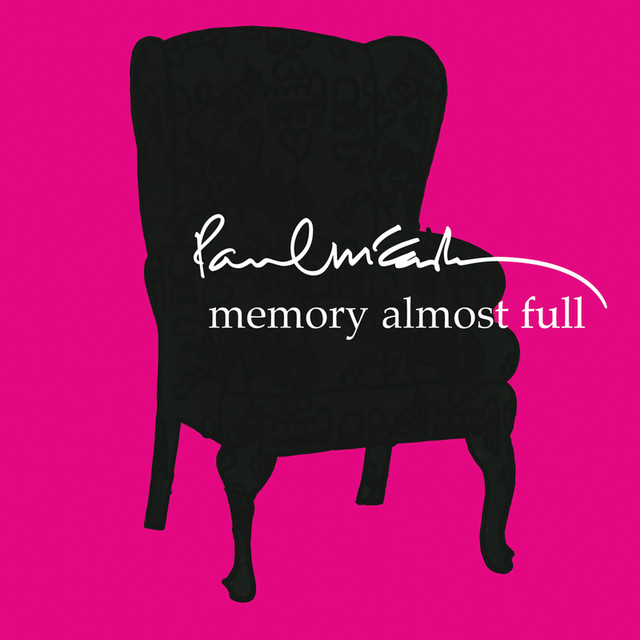 Paul McCartney Memory Almost Full (Deluxe Edition) album cover