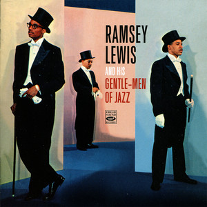 Ramsey Lewis, Eldee Young, Isaac Holt I'll Remember April cover