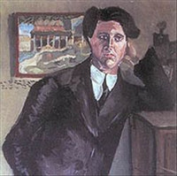 Picture of Alban Berg