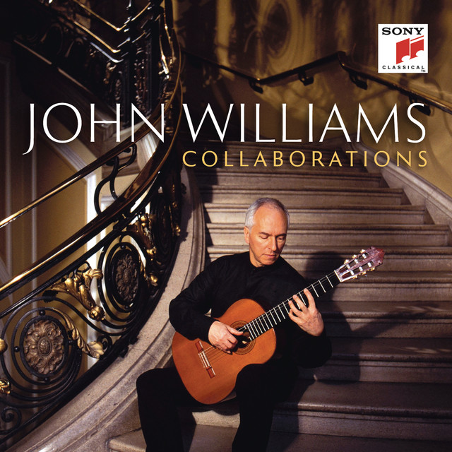 John Williams - Collaborations Albumcover