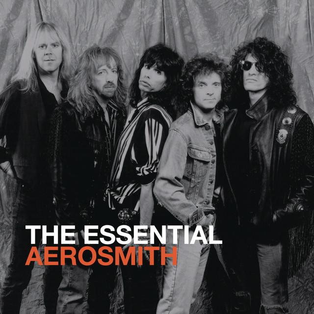 Aerosmith The Essential Aerosmith album cover