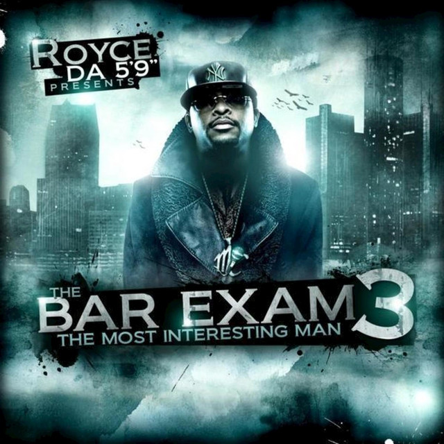 Bar Exam 3 (The Most Interesting Man)