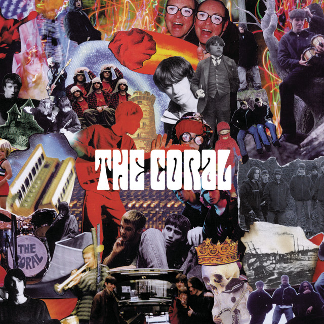Album cover for The Coral by The Coral