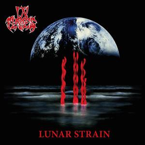 Lunar Strain (Re-issue 2014) Albumcover