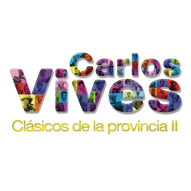 Carlos Vives Clásicos de la provincia II album cover
