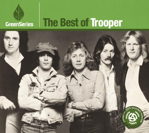 The Best Of Trooper - Green Series album