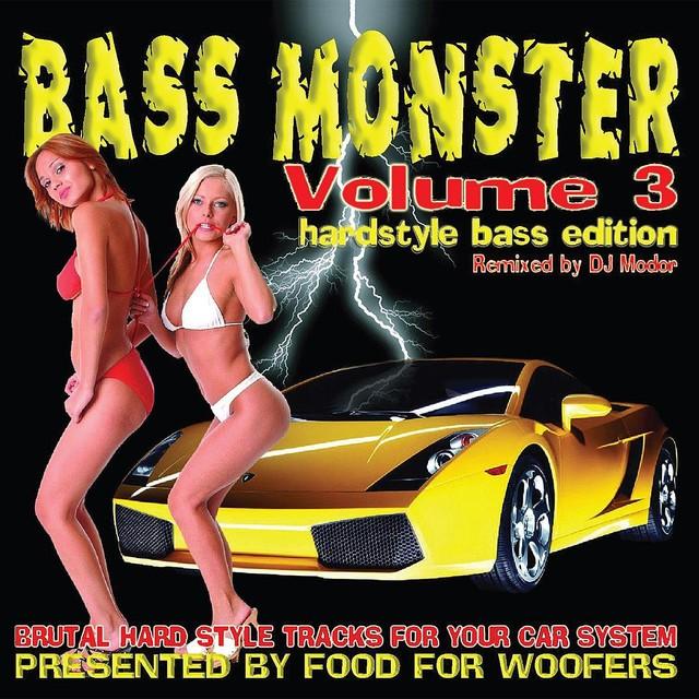 Bass Monster Volume 3