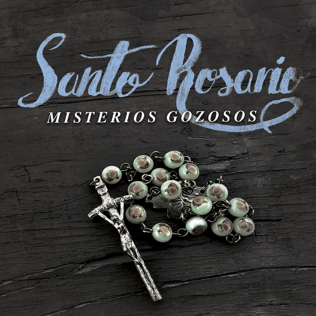 Album cover for Santo Rosario: Misterios Gozosos by Athenas, Tobías Buteler