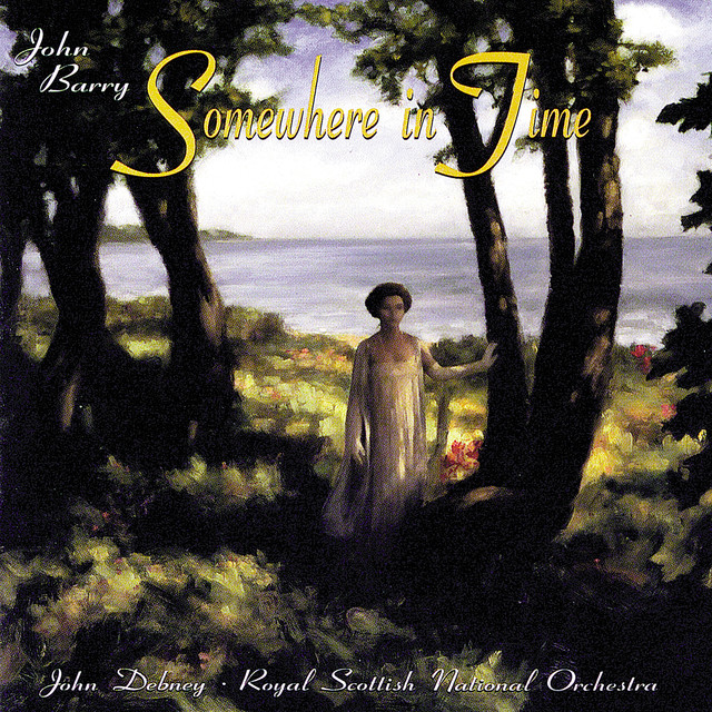 Somewhere in Time cover