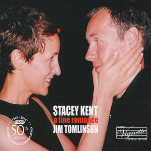 Stacey Kent, Jim Tomlinson I'm Just A Lucky So And So cover