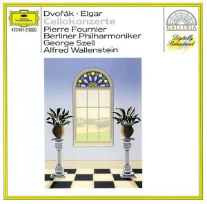 Dvorák / Elgar: Cello Concertos Albumcover