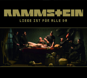 Rammstein Pussy cover