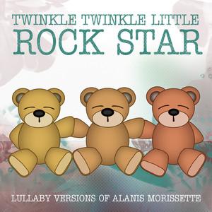 Twinkle Twinkle Little Rock Star Ironic cover