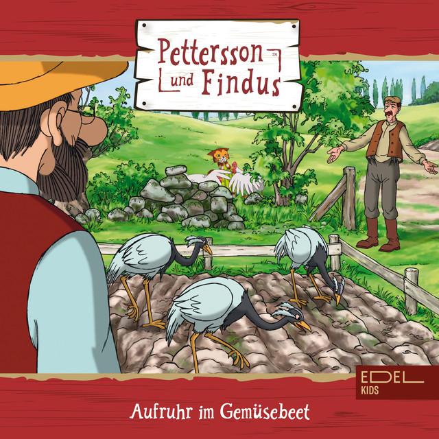 Folge 3: Aufruhr im Gemüsebeet + drei Geschichten (Das Original-Hörspiel zur TV-Serie) Cover