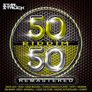 50-50 Riddim Remastered Albumcover