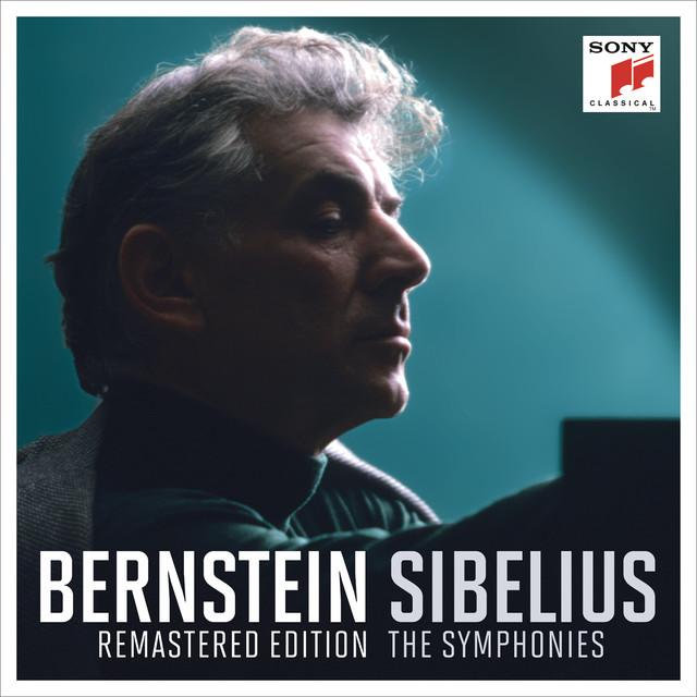 Bernstein Sibelius - Remastered Albumcover