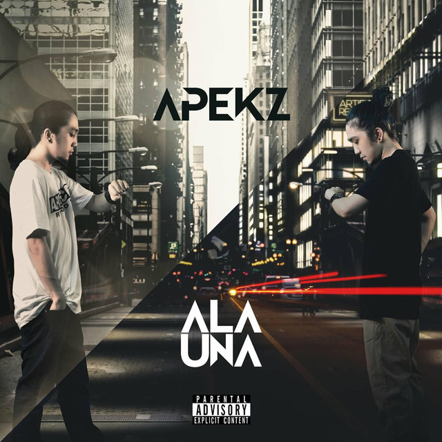 Album cover for Ala Una by Apekz