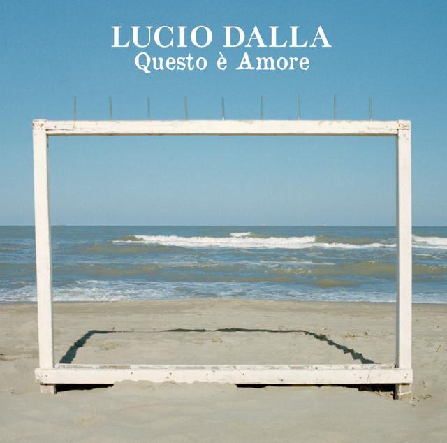 Lucio Dalla Questo è amore album cover