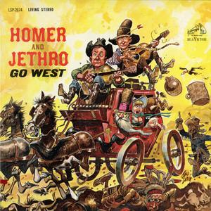 Homer & Jethro Go West album