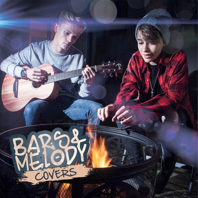 Album cover for Covers by Bars and Melody