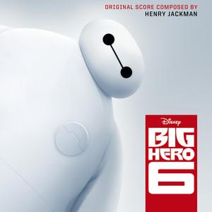 Big Hero 6 (Original Motion Picture Soundtrack) Albumcover