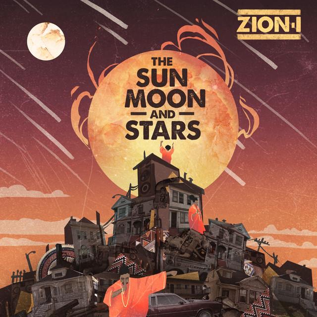 The Sun Moon And Stars - EP