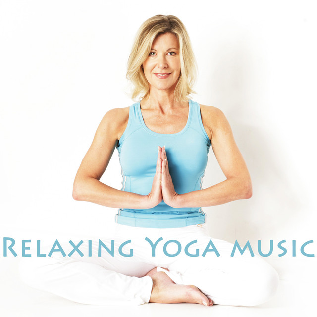 Relaxing Yoga Music Albumcover
