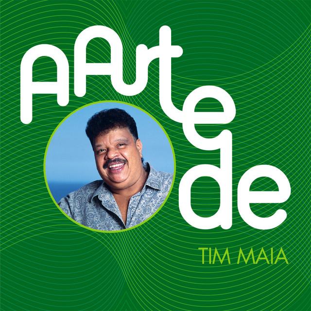 A Arte De Tim Maia Albumcover
