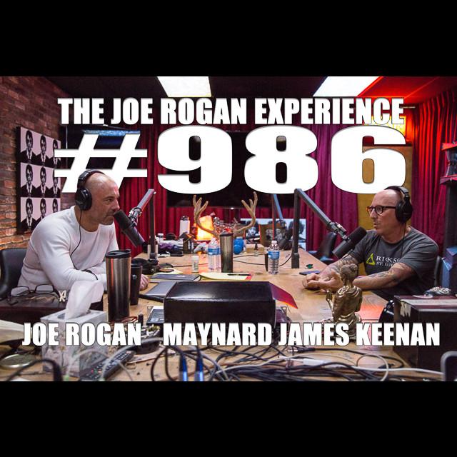 #986 - Maynard James Keenan