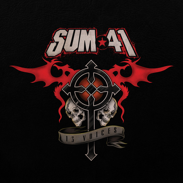 Album cover for 13 Voices by Sum 41