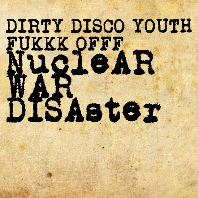 Nuclear War Disaster EP