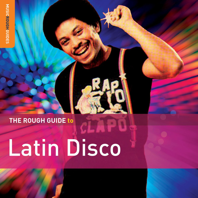Various Artists Rough Guide To Latin Disco album cover