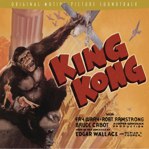 The Story of King Kong Albumcover