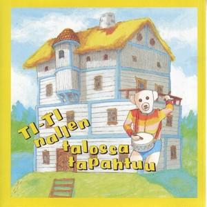 Talossa Tapahtuu Albumcover