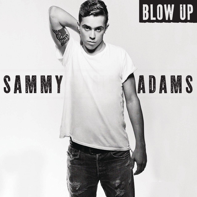 Sammy Adams album cover