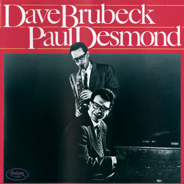 Dave Brubeck Dave Brubeck / Paul Desmond album cover